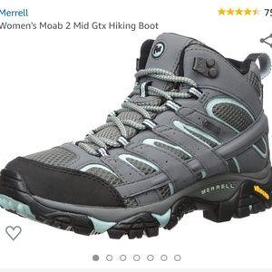 Merrell Moab 2 Mid Gtx Hiking Boot
